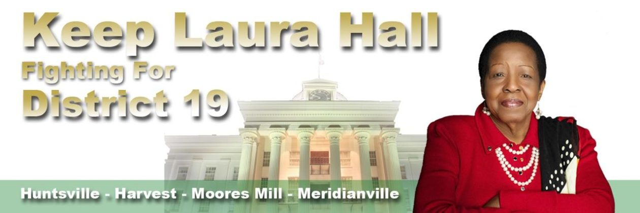 Laura Hall For House District 19